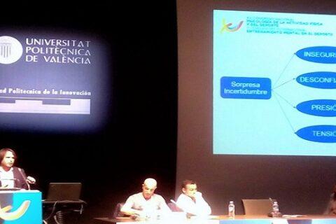 Congreso Nacional de Psicología de la Actividad Física y del Deporte