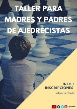 Taller para madres y padres de ajedrecistas