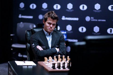Análisis psicológico del Carlsen – Karjakin