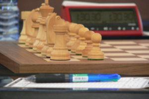 Concentración en ajedrez