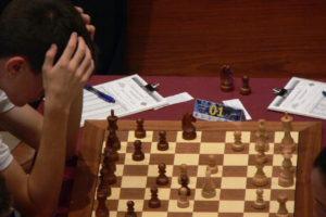 Memoria en ajedrez