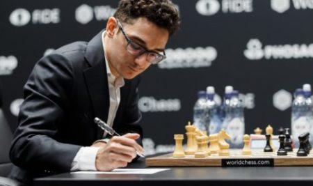 Capítulo tres. Magnus Carlsen vs Fabiano Caruana.
