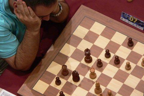Niveles de activación en el ajedrez de competición