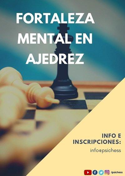 Fortaleza mental en ajedrez