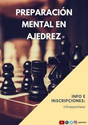 Taller Preparación mental en ajedrez