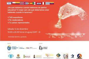 Congreso Ajedrez educativo